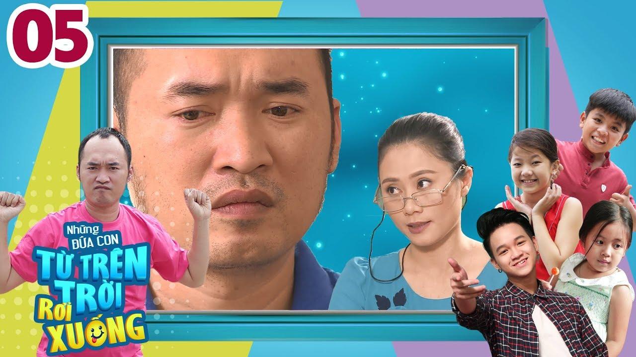 NHỮNG ĐỨA CON TỪ TRÊN TRỜI RƠI XUỐNG | TẬP 5 UNCUT | Thanh Hiền giúp Tiến Luật nhận nuôi 2 bé mồ côi