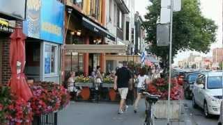Toronto,short walk in GREEK TOWN,-Canon EOS Rebel T2i,EF-S 18-135mm
