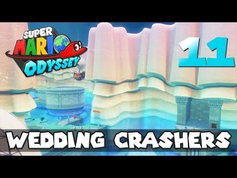[11] Wedding Crashers (Let's Play Super Mario Odyssey w/ GaLm)