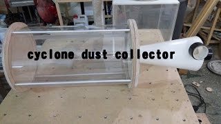 How to make a DIY Cyclone Dust Collector / Complete tutorial - SEB