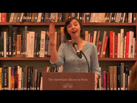 Clotilde Dusoulier @ The American Library in Paris | 15 May 2018