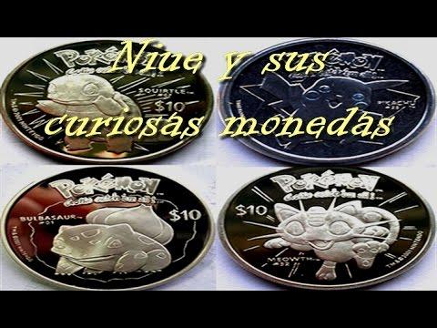 Niue y sus curiosas monedas