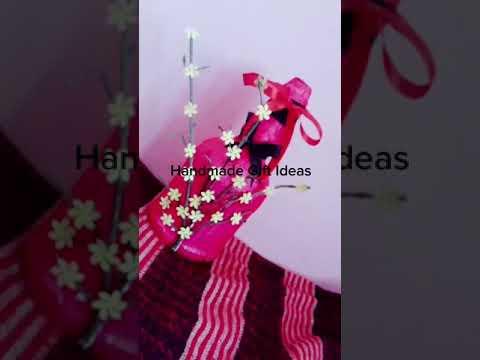BOTTLE CRAFT #HANDMADE GIFT IDEAS