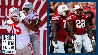 #5 Ohio State at Nebraska Preview Inside College Football