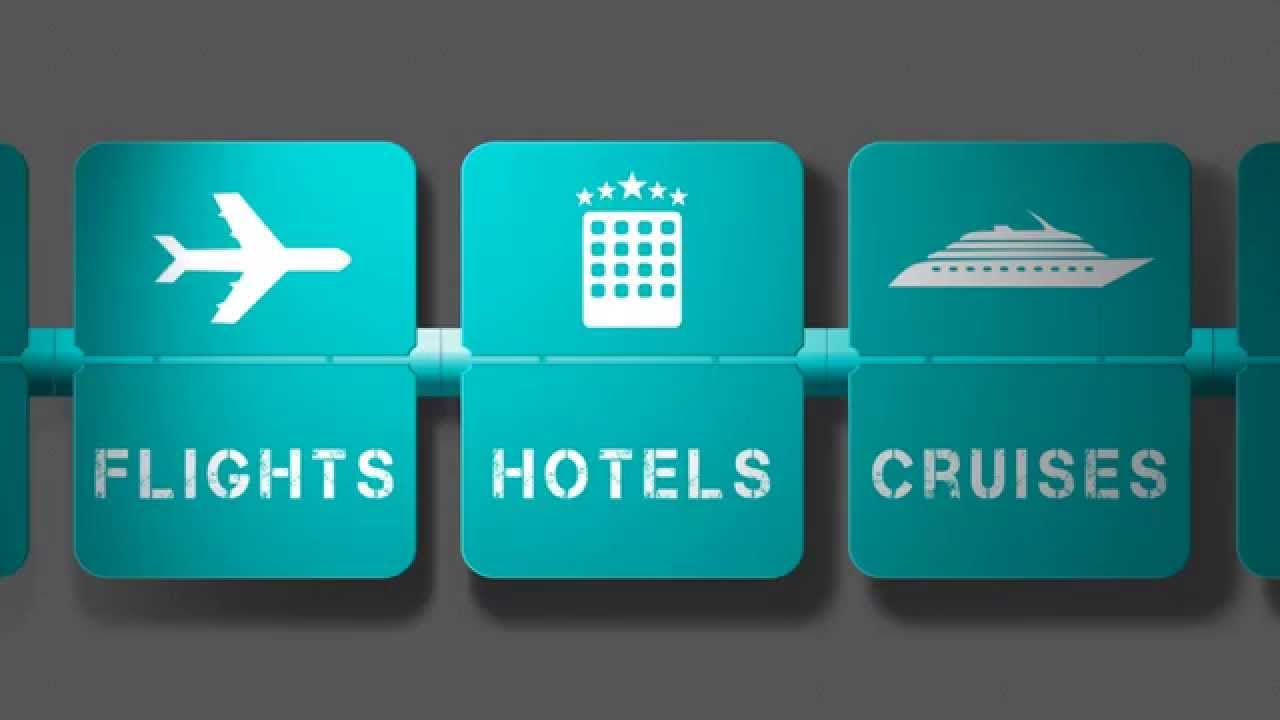 Travel Agency Services After Effects Intro Project