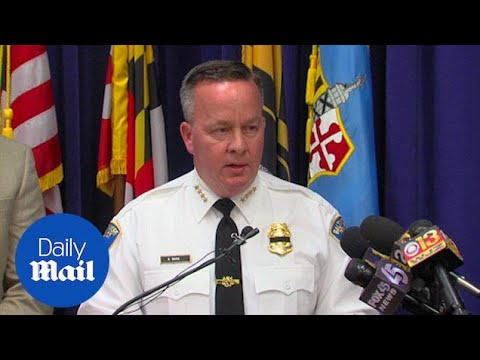 Baltimore detective was set to testify before his murder - Daily Mail