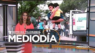 Noticias Telemundo Mediodía, 16 de septiembre 2019 | Noticias Telemundo