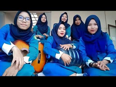 Lagu APN Versi (Meraih Bintang-Via Vallent) Angkatan XI AKBID Muhammadiyah Kotim