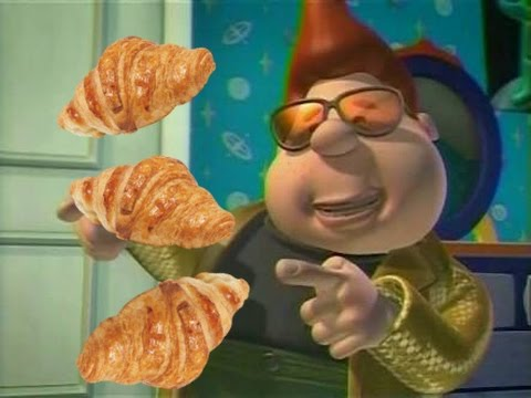 Are You Gonna Finish That Croissant Original