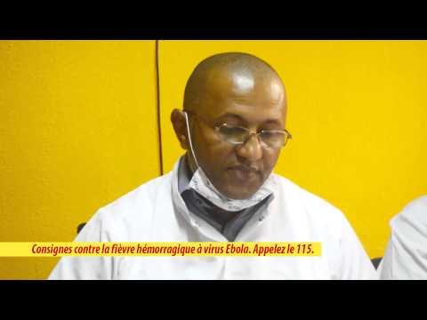 Consignes Interne MTN Guinée  Ebola Part 1