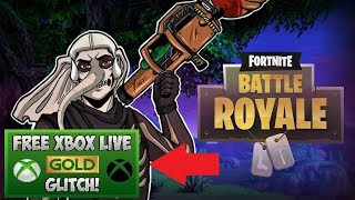 Fortnite without Xbox gold games! 😱 (* easy *) | SK GAMERS