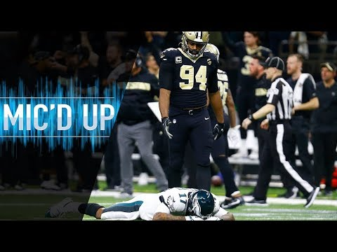 Eagles vs. Saints Micd Up for a Wild Ending! (NFC Divisional Round)