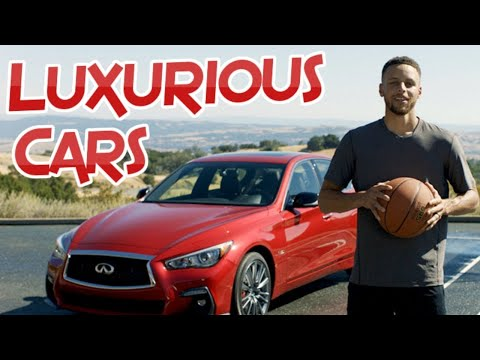 NBA Star Stephen Curry's New Car 2017 |  karaoke & Range Rover | Best Car Collection -Celebrity Time