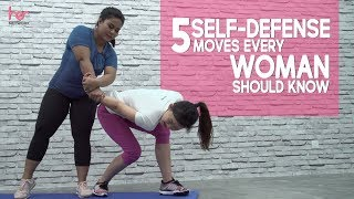 5 Self-Defense Moves Every Woman Should Know | HER Network