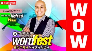 WORDFEST EXTRAVAGANZA - POWERFUL PANEL DISCUSSION WITH PASTOR RICHARD PENA