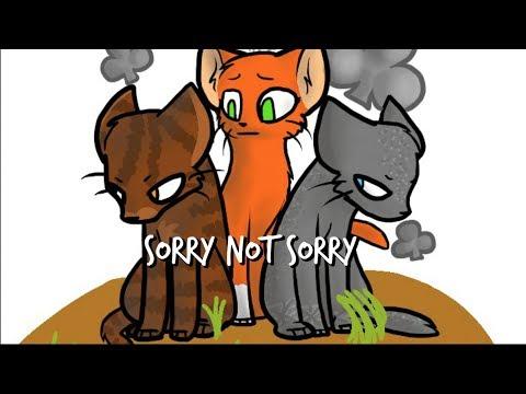 Sorry Not Sorry - Squirrelflight, Ashfur, & Brambleclaw - Warrior Cats Animash