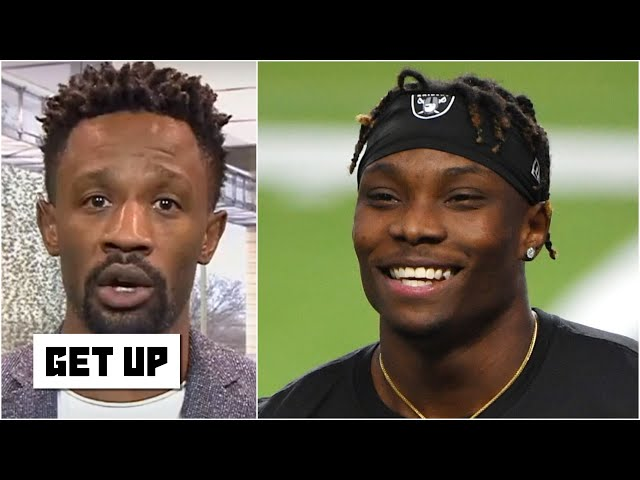 The Raiders will beat the Bucs and Henry Ruggs III is a big reason why - Domonique Foxworth | Get Up