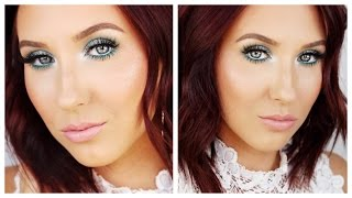 Aqua Eyes | Spring Trend Tutorial