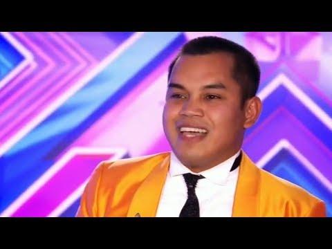 Jeffri Ramli's X Factor Journey (2014) ᴴᴰ