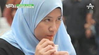 불닭볶음면을 먹은 말레이시아 사람들의 반응은?♨