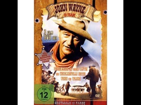 John Wayne - Winde der Wilderness in Farbe