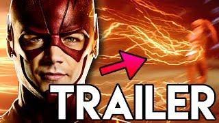 The Flash Season 4 Trailer Breakdown - Barry Returns!