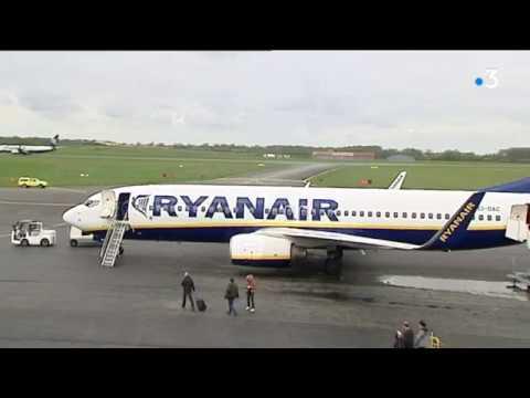 La Charente fait saisir un avion Ryanair à Bordeaux