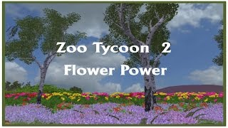 Zoo Tycoon 2 Lets Play - Flower Power - Episode #3