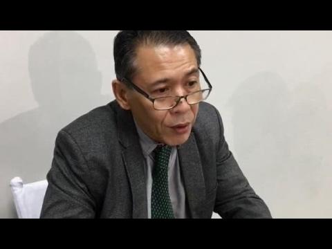 Lawyer congratulates De Lima as she's set to be Duterte's 'first political prisoner'