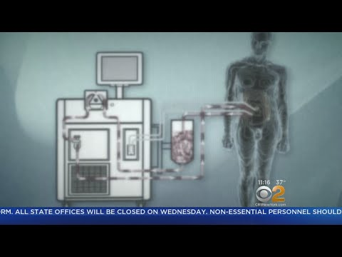 Seen At 11: 'Chemo Bath' Offers New Hope For Cancer Patients