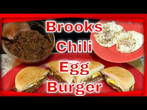 BEST Chili Burger Recipe At Home! Brooks Sandwich House (Charlotte NC)
