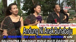 Andung Ni Anak Buha Baju - Jhony S. Manurung