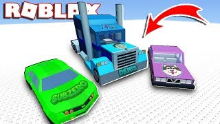BECOMING TRANSFORMERS IN ROBLOX!
