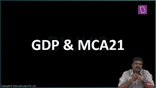 Explained: GDP and MCA21