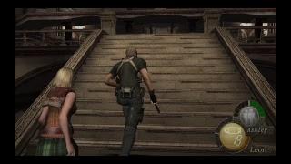 Resident Evil 4 gameplay 4