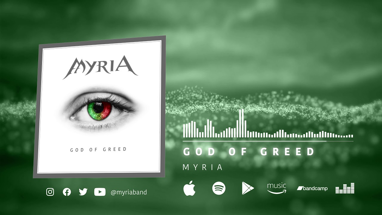 Download Myria - God of Greed (OFFICIAL AUDIO)