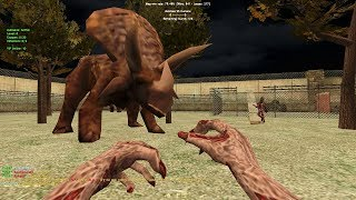 Counter-Strike: Zombie Escape Mod - ze_Jurassic (with BONUS) on ProGaming