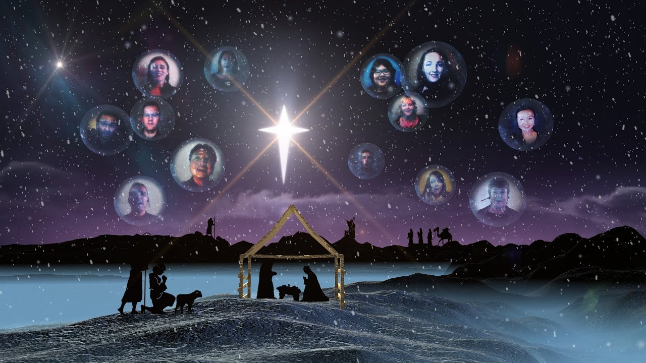 Silent Night Cantores Connexi Virtual Choir Christmas
