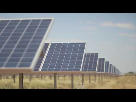 Solar Photovoltaic Plant in Sishen, South Africa | ACCIONA