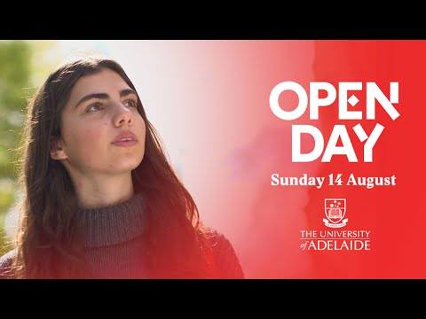 Open Day 2016 - Sunday 14 August