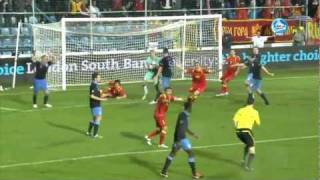 Montenegro - England 2:2, all goals and highlights [7. 10. 2011] Crna Gora - Engleska 2:2