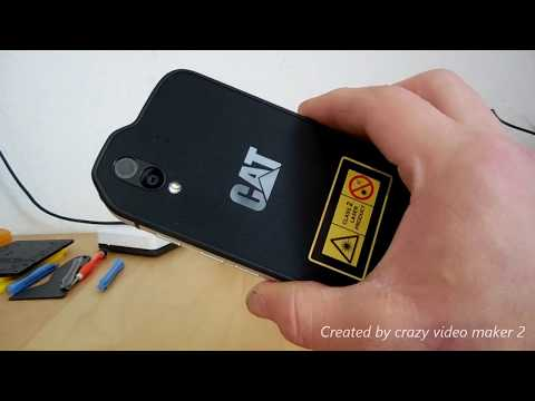 Обзор телефона CAT S61. Бухой плохой обзор))) Противоударный водонепроницаемый телефон.