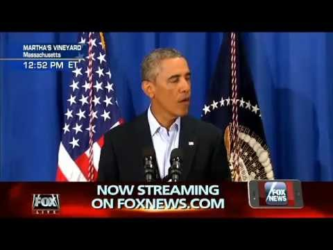 President Obama reacts to death of American journalist