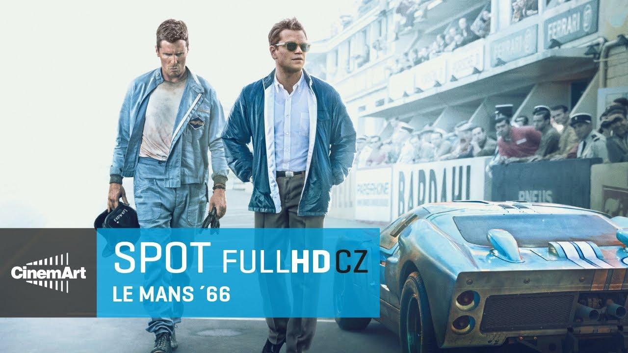 Le Mans ´66 / Ford V. Ferrari (2019)  HD spot #2