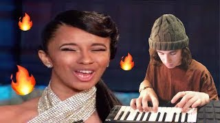 Turning CARDI B's funny moments into FIRE BEATS