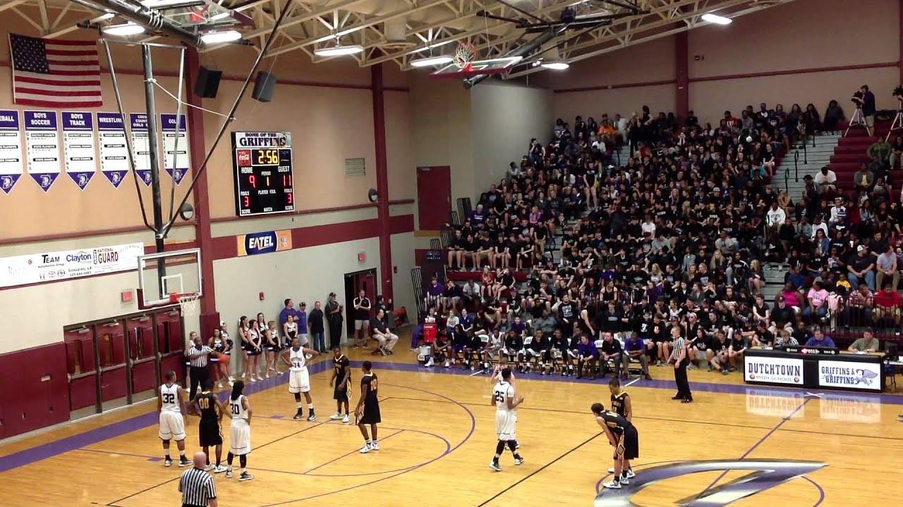 High School Basketball Games Dutchtown High's &quot...