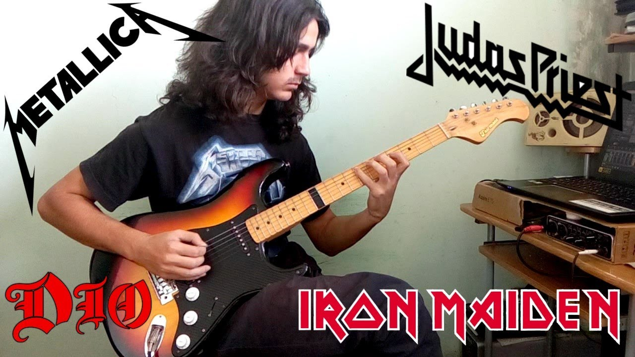 пресеты для guitar rig 5 metallica