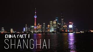 TWO BLONDES IN SHANGHAI (HD) - China pt. 1