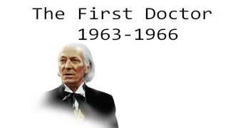 Doctor Who - All The Doctors ( Will be cast for Multi Doctor Storylines In My Audio Drama)