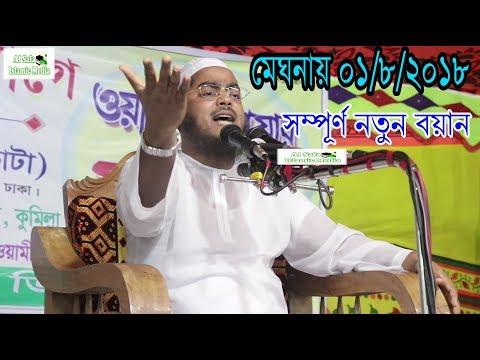 মেঘনায় জাহান্নামের কান্নার বয়ান। Bangla Waz Hafizur Rahman Siddiki 2018 HD